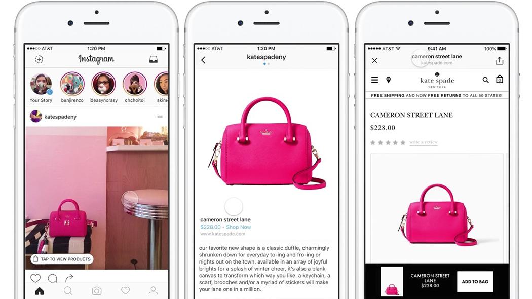 novità instagram per profili aziendali