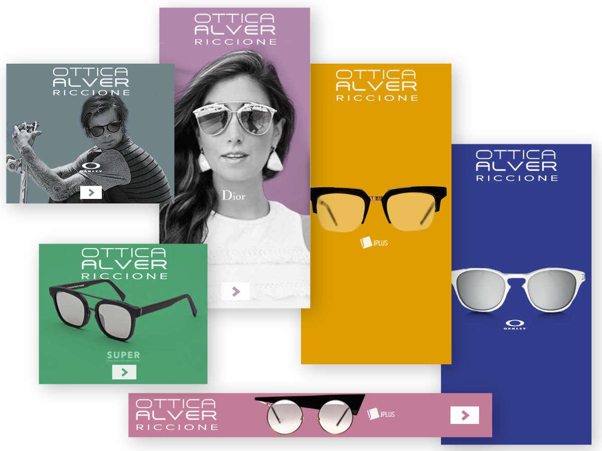 Campagne Google Display - progetto Ottica Alver