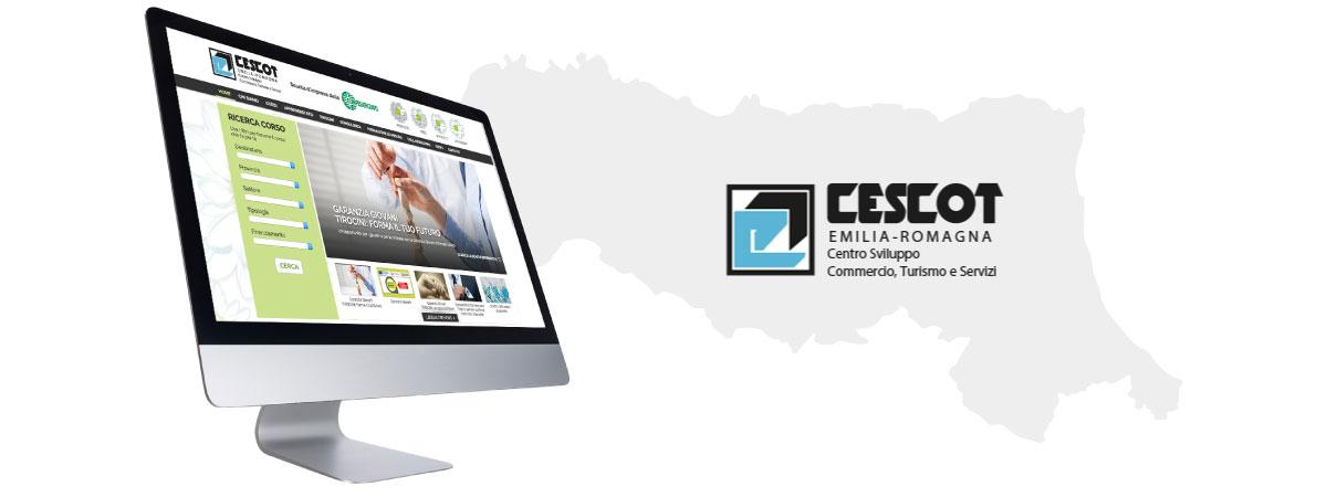 Progetto web Cescot Emilia Romagna