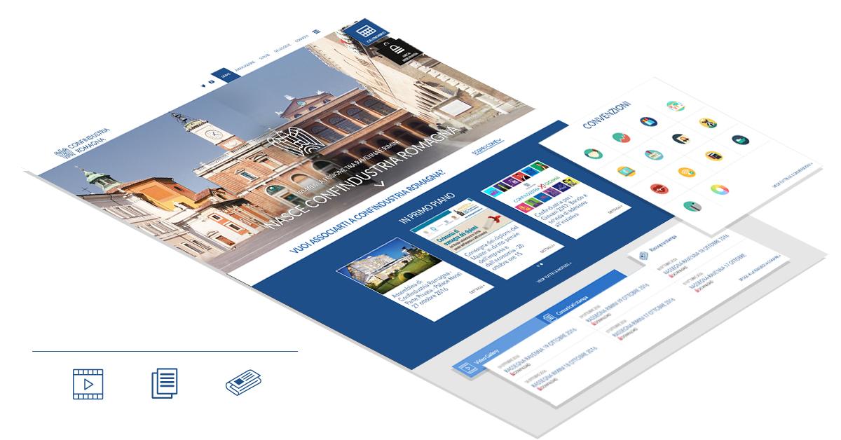 Confindustria Romagna - Webit