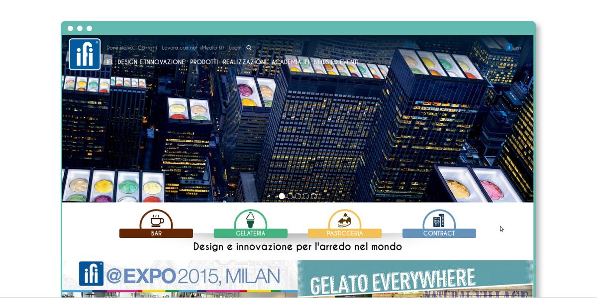 Progetto web IFI