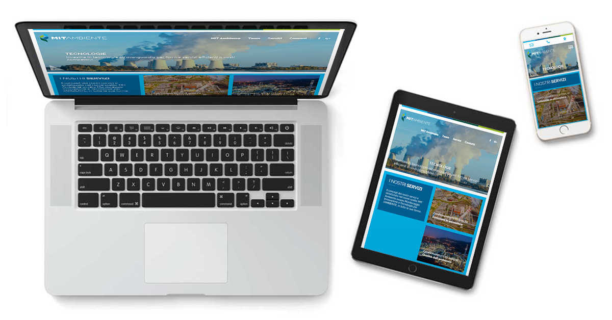 responsive design - Webit