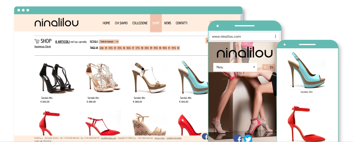 eCommerce mobile friendly