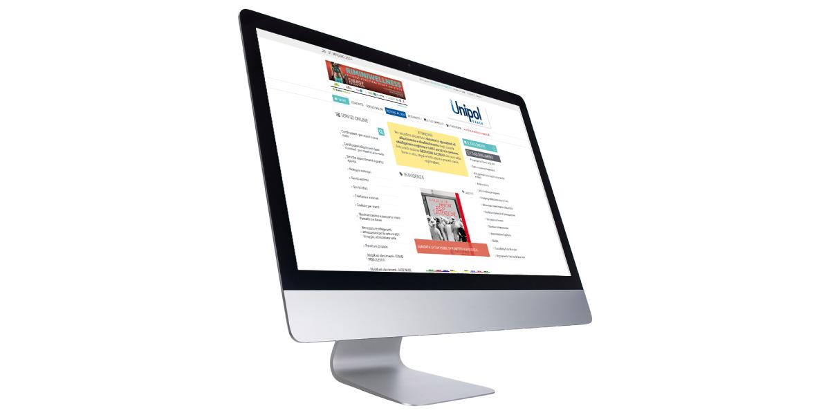 Progetto web eCommerce Rimini Fiera