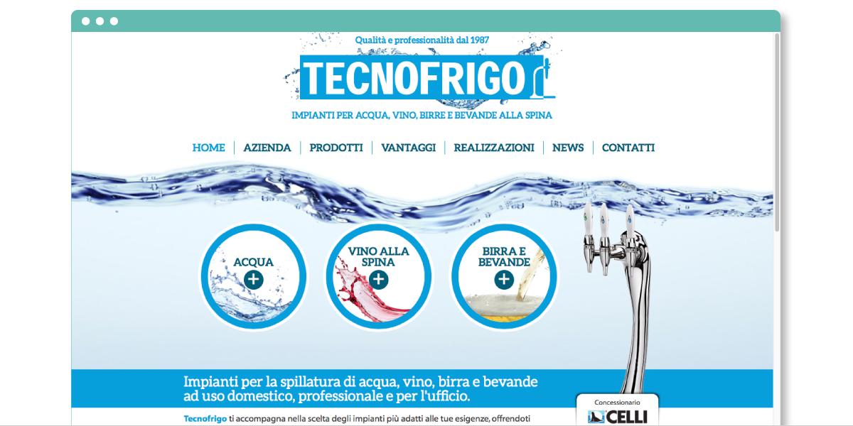 Progetto web Tecnofrigo